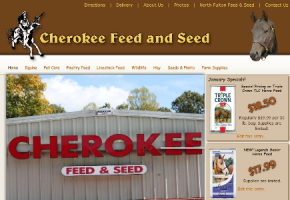 Cherokee Feed and Seed