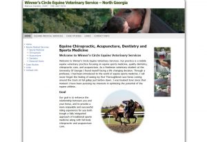 winnerscircle-equine-web-site-example