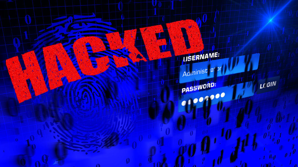 Change your password to help prevent getting hacked