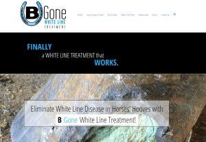 B Gone White Line Treatment - www.bgonewhiteline.com