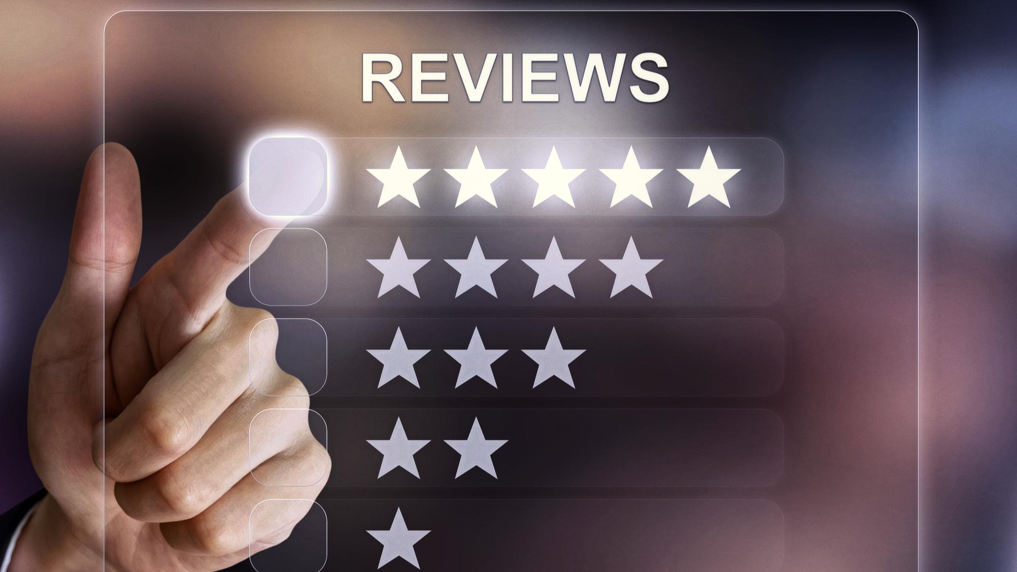 Getting Customer Reviews