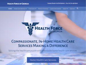 Health Force of Georgia - www.healthforcega.com