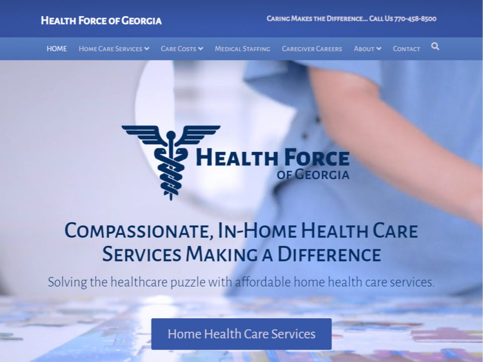 Health Force of Georgia - www.healthforcega.com