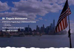 Mr. Flagpole Maintenance - https://misterflagpole.com