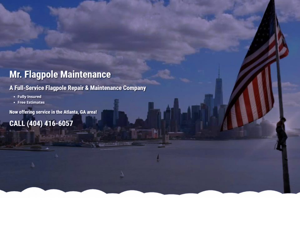 Mr. Flagpole Maintenance - https://misterflagpole.com