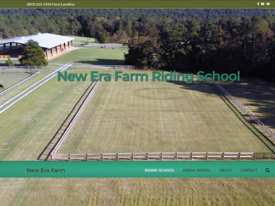 New Era Farm - Aiken, SC - www.newerafarm.com